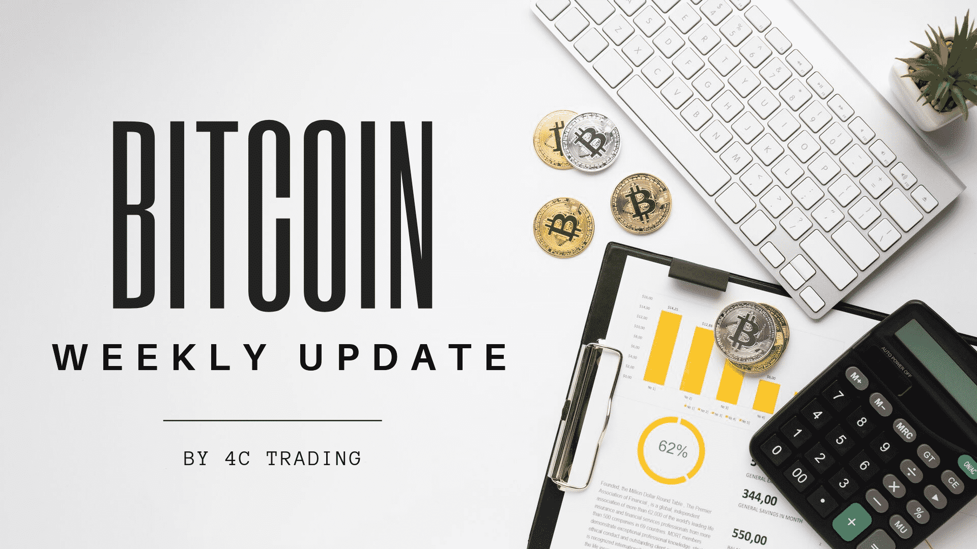 Bitcoin Weekly Update #3