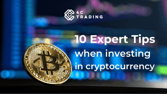 TOP 10 Expert Tips when investing in crypto