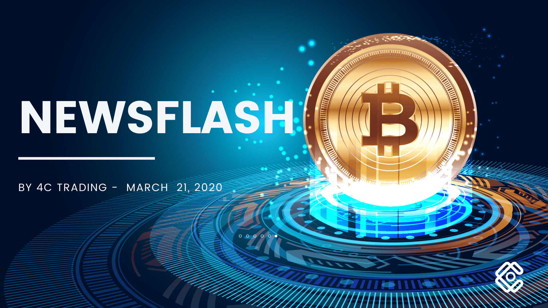 Newsflash of March 27-03-20