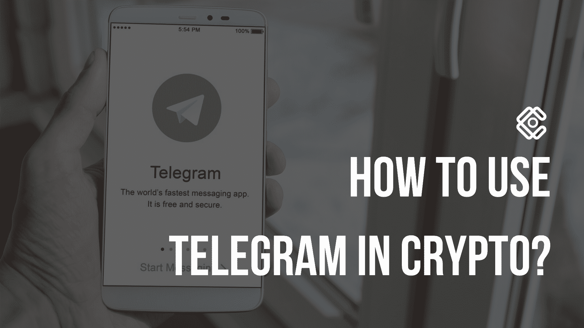 How to use Telegram in crypto?